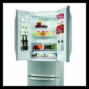Free Standing Fridge-Freezers